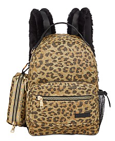 Steve Madden Becky Backpack With Pencil Case