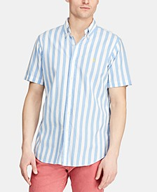 Men's Classic-Fit Striped Shirt