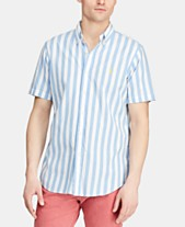 884f89b8e Polo Ralph Lauren Mens Casual Button Down Shirts   Sports Shirts ...