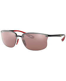 Ray-Ban Polarized Sunglasses, RB4322M 63