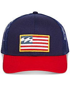 Billabong Men's Flag Trucker Hat