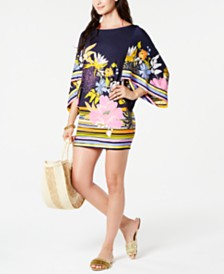 Trina Turk Bal Harbour Cover-Up Tunic