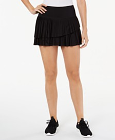 Ideology Pleated Ruffled Skort, Created for Macy's