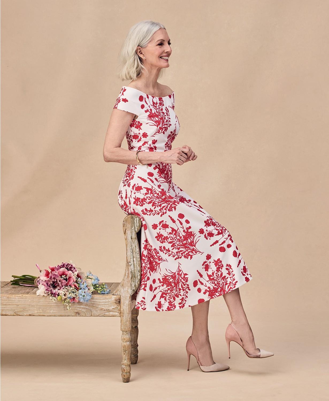 优雅有气质!Macys名牌夏季裙装低至2折闪购!