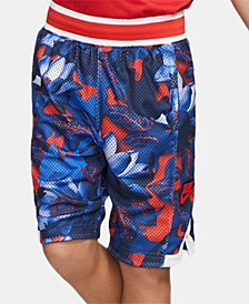 Big Boys Dri-FIT Printed Basketball Shorts