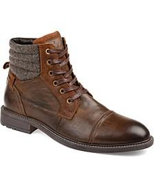 Men's Everett Cap Toe Ankle Boot