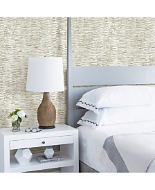 "Brewster Home Fashions Nuance Abstract Texture Wallpaper - 396"" x 20.5"" x 0.025"""