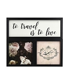 Brewster Home Fashions Midnight in Paris Gallery Wall Art