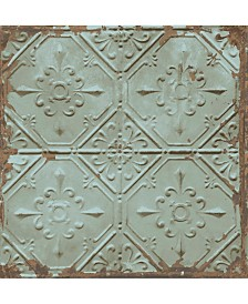 "Brewster Home Fashions Tin Ceiling Wallpaper - 396"" x 20.5"" x 0.025"""