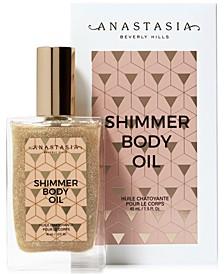 Shimmer Body Oil