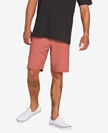 """Volcom Men's SNT 20"""" Hybrid Shorts"""
