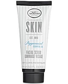 The Art of Shaving Peppermint Facial Scrub, 3 oz.