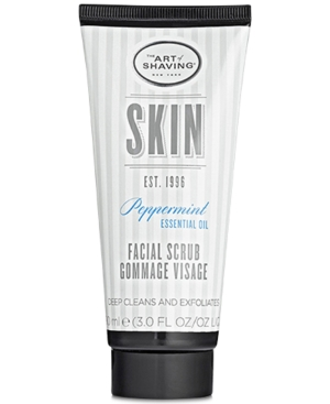 Peppermint Facial Scrub