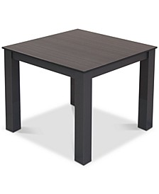 Amari Pepper Outdoor End Table
