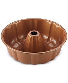 "Ayesha Curry Bakeware 9.5"" Fluted Mold Pan"