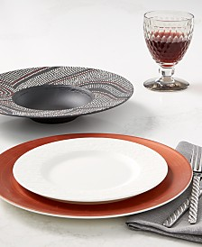 Villeroy & Boch Manufacture Rock Dinnerware Collection