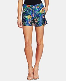 Tropical Jacquard Shorts