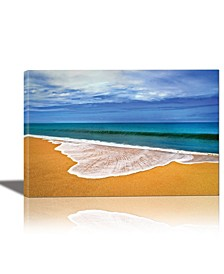 Room for Thoughts Framed Canvas Wall Art