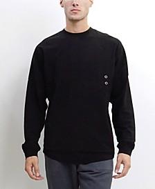 Men's Long-Sleeve Pullover Sweatshirt