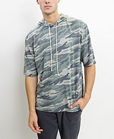 Men's Ultra Soft Lightweight Camo Hoodie