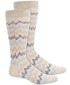 Men's Chevron Socks