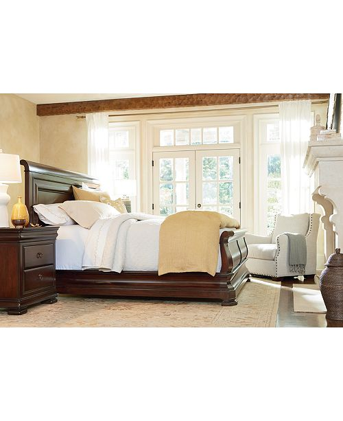 Reprise Cherry Bedroom Furniture Collection