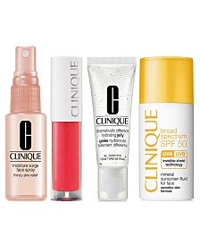 Choose your FREE Summer Essential with $65 Clinique purchase!