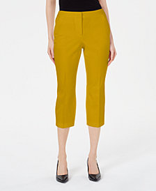Alfani Petite Capri Pants, Created for Macy's