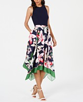 20f9001e1e3 Tea Length Dresses: Shop Tea Length Dresses - Macy's