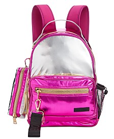 Steve Madden Mia Backpack With Pencil Case