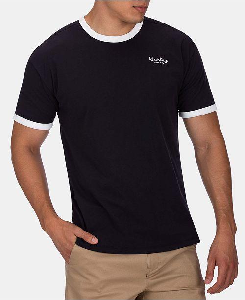 Hurley Men's Harvey Ringer T-Shirt