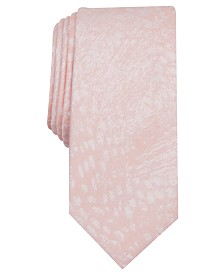 I.N.C. Men's Animal Print Graphic Tie, Created for Macy's