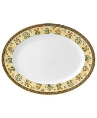 India Medium Oval Platter