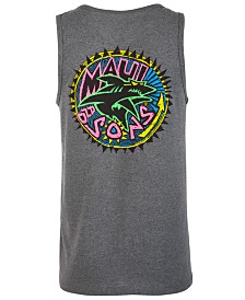 Maui and Sons Men's Mano Graphic Tank Top