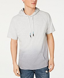 Men's Tonal Dip-Dye Hoodie, Created for Macy's