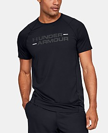 Under Armour Men's MK-1 Wordmark Short Sleeve Shirt