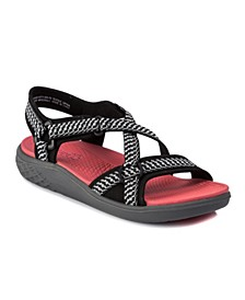 Pierce Rebound Technology Sandals
