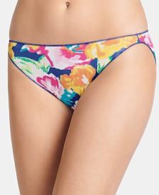 Jockey No Panty Line Promise Tactel String Bikini 1330