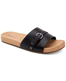 Giani Bernini Women's Pheobee Slide Sandals, Created for Macy's