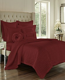 J Queen Satinique Bedding Collection