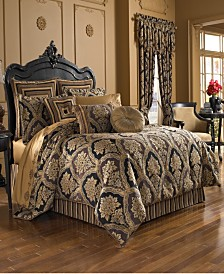 Five Queens Court Reilly California King Comforter Set