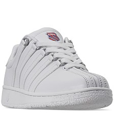K-Swiss Women's Classic VN Heritage Casual Sneakers from Finish Line