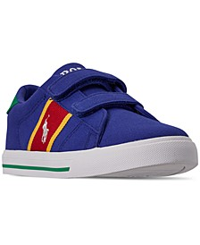 Little Boys' Geoff EZ Casual Sneakers from Finish Line