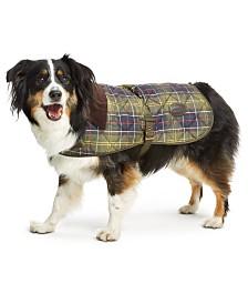 Barbour Tartan Plaid Dog Coat