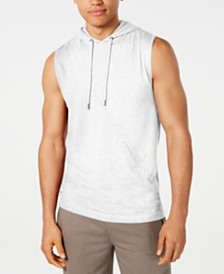I.N.C. Men's Hoodie Tank, Created for Macy's