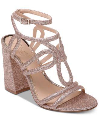 rose gold colour shoes