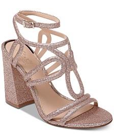 Jewel Badgley Mischka Shari Evening Sandals