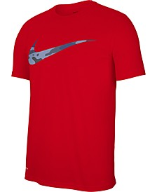 Men's Dry Print-Logo Training T-Shirt