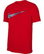 56cf78f22 Nike Men's Dry Print-Logo Training T-Shirt
