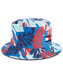 Men's Reid Reversible Tropical Bucket Hat
